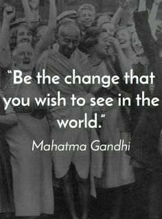 37 Mahatma Gandhi Quotes That Will Have a Positive Impact on Your Life