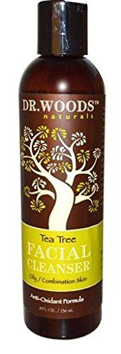 Dr Woods Shea Vision Tea Tree Facial Cleanser 8 Ounce >>> Want to know more, click on the image.