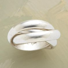 "sterling silver ""progression"" rings"