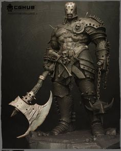 Frankenstein warrior by nandlaskar - rishikesh
