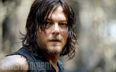 "- 'The Walking Dead' Season 6 - 12 EW exclusive photos - EW.com Norman Reedus (as Daryl Dixon) tells EW to expect ""a lot of internal conflict"" in season 6. ""A lot of characters that you didn't see having beef are starting to have beef—there's a lot of mistrust."""