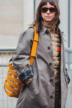 Streetstyle at the Fashion Week in Paris. Part 1 | Fashion | STREETSTYLE | VOGUE