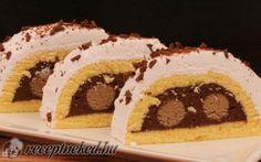 Duplán gesztenyés őzgerinc recept fotóval Korn, Poppy Cake, Nutella, Tiramisu, Cheesecake, Rolls, Food And Drink, Tasty, Sweets