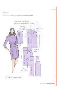 Costura,Patrones y mucho mas: Libro de Oro Hermenegildo Mccalls Patterns, Sewing Patterns, Pekinese, Techniques Couture, Pattern Drafting, Fashion Sewing, Sewing Clothes, I Love Fashion, Pattern Making