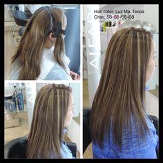 El proceso para definir un diseño en el cabello requiere suma habilidad y cuidado.