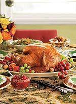 Rosemary-Sage Roast Turkey and Gravy