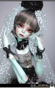 Doll chateau Grace 4 | by gwennyn halley