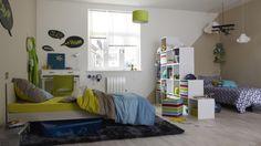 Une chambre pour 2, chacun son espace