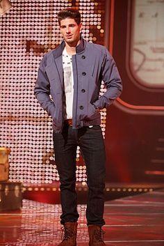 Nzimiro's Slate Casual Jacket #FashionStar