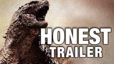 Honest Trailers: Godzilla (2014) #honesttrailer #godzilla #lol
