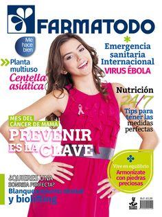 Revista #Farmatodo Octubre 2014