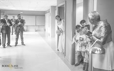 novia entrando a la ceremonia reportaje boda