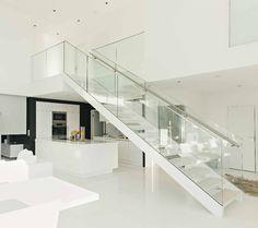 33 Arkkitehtien Suunnittelemaa Porrasta - Steelpro Oy