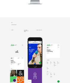 Association of Interactive Agencies on Behance