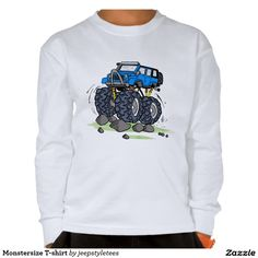 Upgrade your style with Jeep t-shirts from Zazzle! Browse through different shirt styles and colors. Search for your new favorite t-shirt today! Mandarin Fish, Penguin T Shirt, Customized Girl, Customise T Shirt, Fishing T Shirts, Black And White Design, Holidays With Kids, Christmas Snowman, Boys Shirts