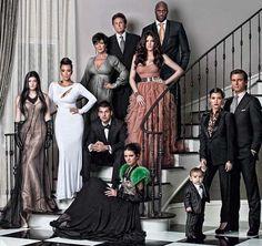 The Kardashians- love them!!