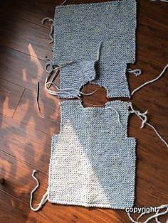 Ravelry: Minstemann pattern by Randi K Design Knitting Patterns Boys, Knitting For Kids, Baby Patterns, Crochet Patterns, Girls Jumpers, Knit Baby Sweaters, Big Knits, Cardigan Pattern, Stitch Markers