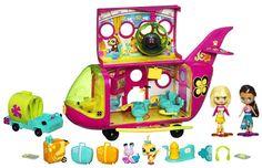 RARE Littlest Pet Shop Blythe's Exclusive Playset Pet Jet - # B39, # B40