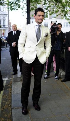 David Gandy - Arrivals at the Glamour Awards