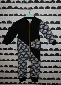 handmade boys jumpsuit