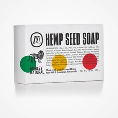 A specially blended formula of nourishing safflower, olive, coconut, and cannabis sativa oils combine with eucalyptus in this hemp seed oil bar soap. Eucalyptus Oil, Safflower Oil, Cannabis Oil, Hemp Seeds, Palm Oil, Men's Grooming, Seed Oil, Natural Skin Care, Body Care