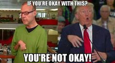 Donald Trump mocking individuals with disabilities! Shane on all of you who voted for Trump! Political Views, Political Memes, Presidential Election, Caricatures, Equality, Donald Trump, Presidents, America, Shit Happens