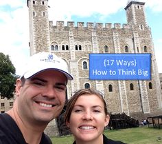 Do you want to learn how to think big? These 17 MLM tips will help you do just that! http://rayhigdon.com/mlm-tips-17-ways-on-how-to-think-big/