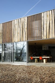 D house. Location: Brittany, France; firm: lode architecture; year: 2012