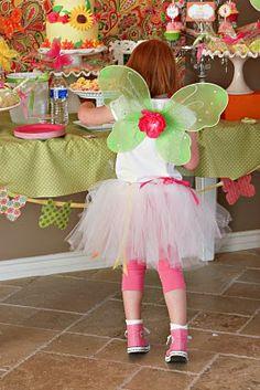 Fairy garden party :)