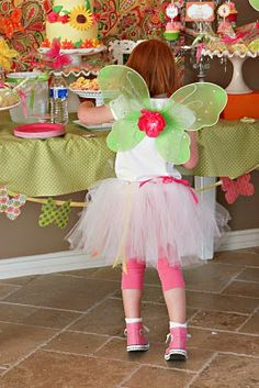 Fantastic Fairy Party!!!!