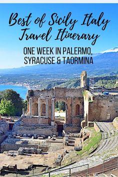 Travel Tours, Travel Destinations, Travel Trip, Greece Destinations, Travel Ideas, Trip Planning Websites, Sicily Italy, Venice Italy, Toscana Italy