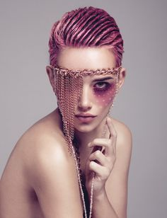 Super Ideas For Fashion Editorial Makeup Avant Garde Hair Art Make Up Looks, Beauty Make-up, Hair Beauty, Avant Garde Hair, Avante Garde Makeup, Fantasy Make Up, Fantasy Hair, Foto Fashion, Man Fashion