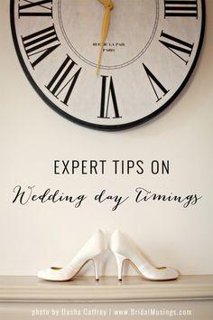 Top Tips On Wedding Timings By A Wedding Planner @Andrijana Culjak Benson