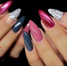 Arts-Design-For-Summer/ pink gel nails, summer acrylic nails, shellac nails, Pink Gel Nails, Summer Acrylic Nails, Shellac Nails, Stiletto Nails, Coffin Nails, Manicures, Nail Polish, Hair And Nails, My Nails