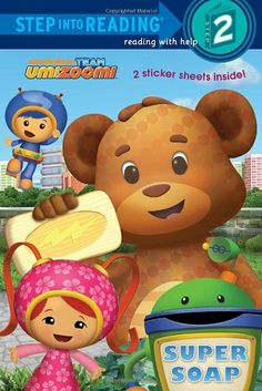 Super Soap (Team Umizoomi) (Step into Reading) by Random House. Save 7 Off!. $3.71. Publisher: Random House Books for Young Readers (January 8, 2013). Series - Step into Reading