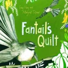 Mother Fantail builds a nest for her eggs to keep them safe, but hungry Rat is out on the prowl. Includes factual information about fantails, a list of Māori words, and a key to the plants and animals that live in the fantail's forest. Suggested level: junior.