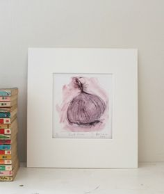 Beautiful Drawings, Paintings & Prints by celebrated UK Artist Samantha Barnes. Wedding Commissions & Bespoke Projects are welcome. Vegetable Drawing, Beautiful Drawings, Kitchen Art, Onions, Printmaking, Archive, Presents, Artist, Artwork