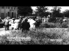 ▶ HD Stock Footage East Germany Closes Border 1961 - YouTube
