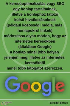 Mi az a SEO? Mi a keresőoptimalizálás? Halle, Seo, Google, Hall
