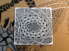 Bohemia Art Studio has several Zentangle classes at Hobby Lobby locations in the Little Rock, AR area.