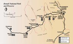 Sample Itineraries - Denali National Park & Preserve