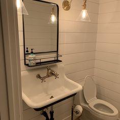 Trough Sink, Bar Sink, Wall Mounted Sink, Basin Design, Bathroom Ideas, Basement Bathroom, Bath Ideas, Understairs Bathroom, Vintage Bathroom Sinks