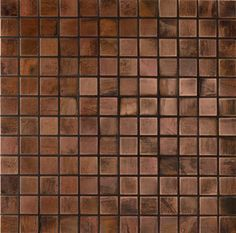 It is hard to ignore the presence of metal in home fashion decors today.  From appliances to home furnishings, metal is a dominant accessory styling trend.  We are pushing this trend forward with the introduction of our metal mosaics in two distinct offeri