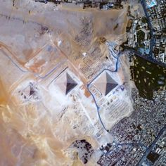 Mashable: 'Ultra-HD footage shows off the pyramids and Burj Khalifa from space' Article