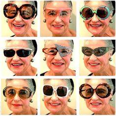 When I grow up, I want to be Joy Bianchi.