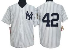 c887961b4 ... where to buy new york yankees jersey 42 mariano rivera white throwback  jersey b1e53 d0d36