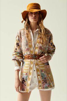 Gypsy Style, Hippie Style, Bohemian Gypsy, Bohemian Style, Vogue Paris, Boho Fashion Winter, Gypsy Fashion, Fashion Spring, Patrick Demarchelier