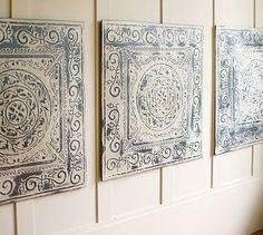 Decorative Tin Tiles Cheap Tile Bathroom Design Ideas Buy Quality Tile Ceiling