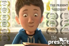 The Present | Engage Their Minds Animation Film, Disney Animation, Animation Studios, Animation Reference, Film Science Fiction, Notice And Note, Beaches Film, Film Gif, Kids Awards