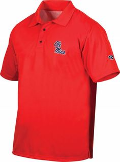 Drake Polo Shirt Ole Miss